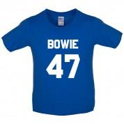 Bowie 47 Kids T Shirt