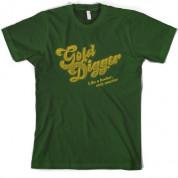 Gold digger T Shirt