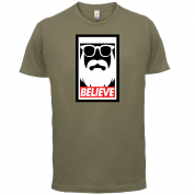 Believe-Obey T Shirt