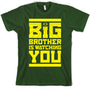 Big Brother Is Watching You T Shirt