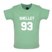 Shelley 93 Baby T Shirt