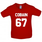 Cobain 67 Kids T Shirt