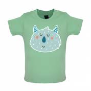 Smiley Face Sully Mrs T Shirt