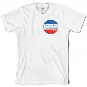 Bauer For President T Shirt