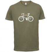 Midlife Cyclist T Shirt