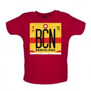Barcelona Airport  Baby T Shirt