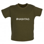 #Hashtag (Hash tag) Baby T Shirt