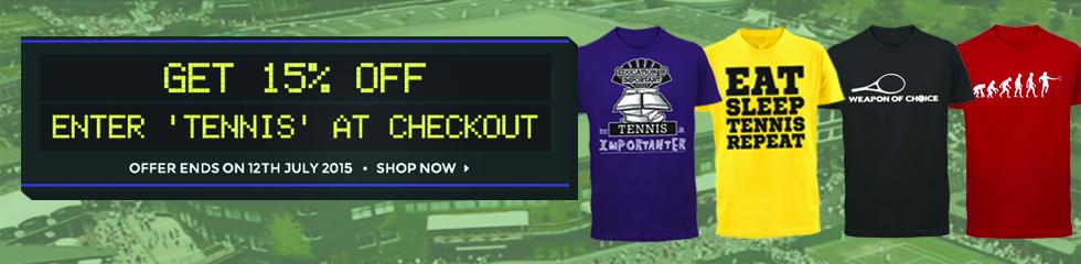 funny tennis t-shirts
