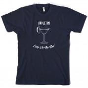 Appletini Easy On The Tini T Shirt