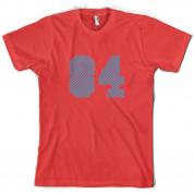 84 Electric Pin Stripe T Shirt