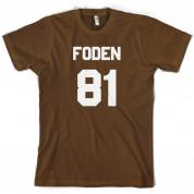 Foden 81 T Shirt