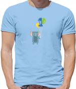 1st Birthday Elephant T Shirt