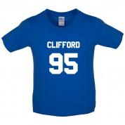 Clifford 95 Kids T Shirt