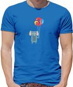 3rd Birthday Elephant T Shirt