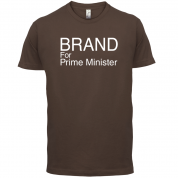 Brand for Prime Minister T Shirt