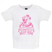 Can't sleep the clown'll eat me Baby T Shirt