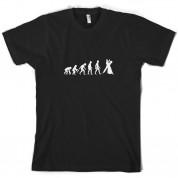 Evolution Of Man Ballroom Dancing T Shirt