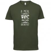 funny wine t-shirts