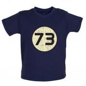 73 Logo Baby T Shirt