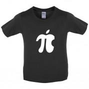Apple Pi Kids T Shirt