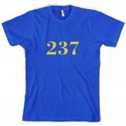 237 (Colour) T Shirt