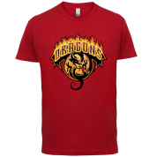 Valyria Dragons t-shirt. Game of Thrones inspired t-shirts