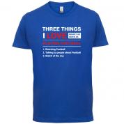 Funny football t-shirts