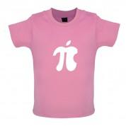 Apple Pi Baby T Shirt
