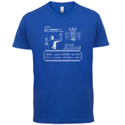 Cena Used Super Slam T Shirt