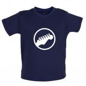 Guitar Headstock Baby T Shirt