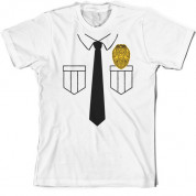 Police Uniform T Shirt