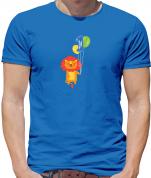 1st Birthday Lion T Shirt