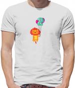 2nd Birthday Lion T Shirt