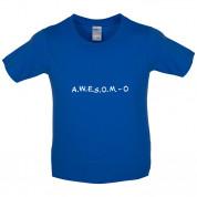 Awesome-o Kids T Shirt