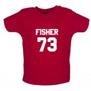 Fisher 73 Baby T Shirt