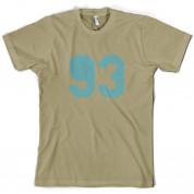 93 Electric Pin Stripe T Shirt