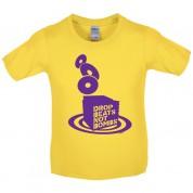 Beats not Bombs Kids T Shirt