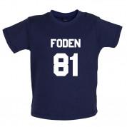 Foden 81 Baby T Shirt
