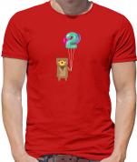 2nd Birthday Bear T Shirt