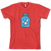 Fairy In A Jar T Shirt