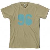 96 Electric Pin Stripe T Shirt