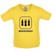 Bridesmaid Kids T Shirt