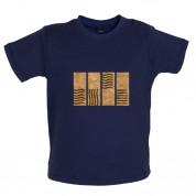 4 Element Stones Baby T Shirt