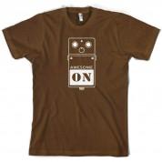 Guitar Pedal T Shirt
