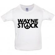 Kids Wayne stock T Shirt