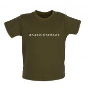 Acquaintances Baby T Shirt