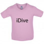 iDive Kids T Shirt