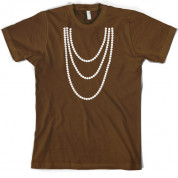 Pearl Necklace T Shirt