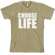Choose Life T Shirt