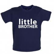 Little Brother Baby T Shirt